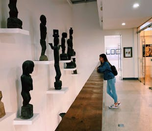 Baguio City Museum and Art Village Tour with Transfers