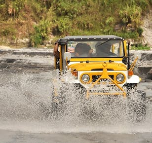 Puning Hot Spring Tour with Lunch | Round Trip Transfers from Manila