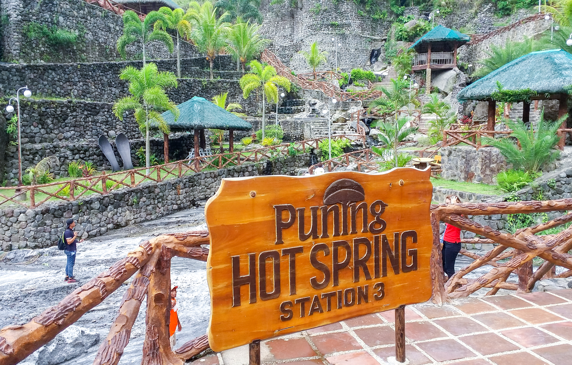 Puning Hot Spring Pampanga Day Tour | With Lunch & Transfers from Manila