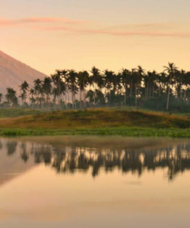 Legazpi Tours
