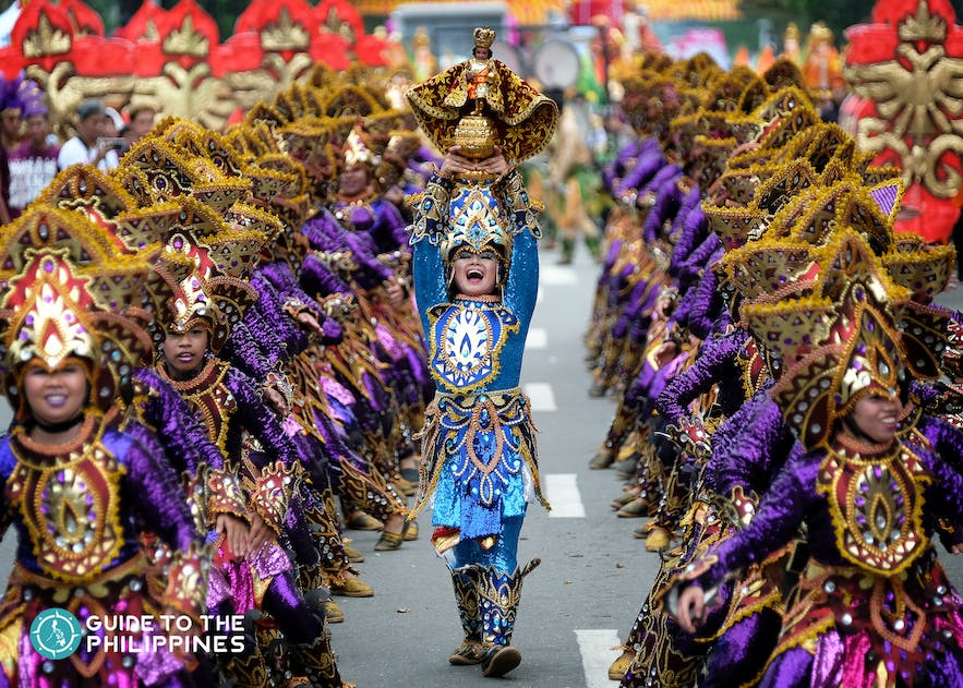 Sinulog Grand Street Parade