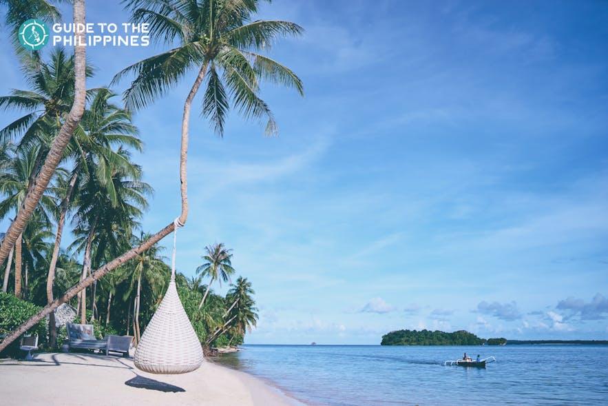 Nay Palad Resort in Siargao Island, Philippines