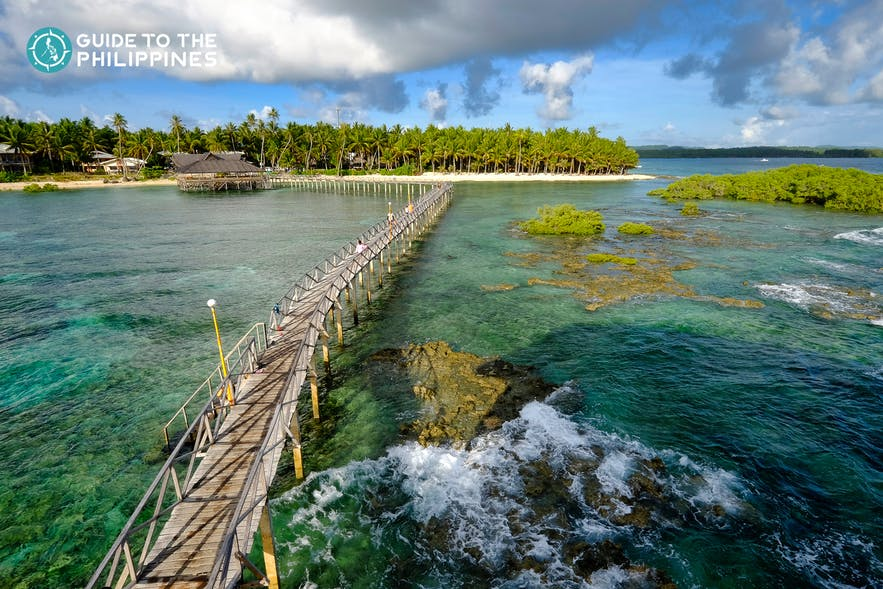 Cloud 9 - Siargao Island's hottest surfing spot
