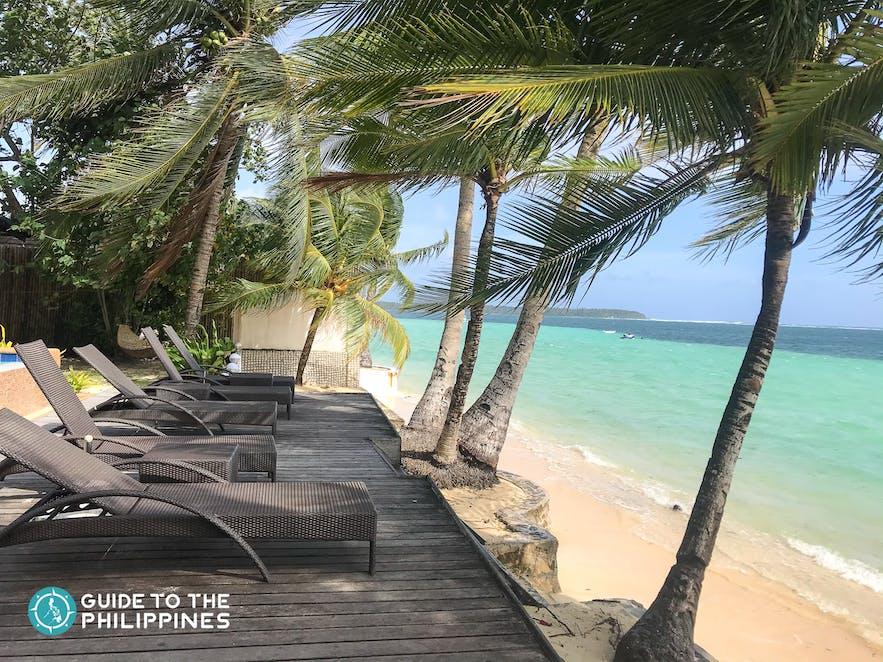 Romantic Beach Villas Resort General Luna, Siargao Island, Philippines