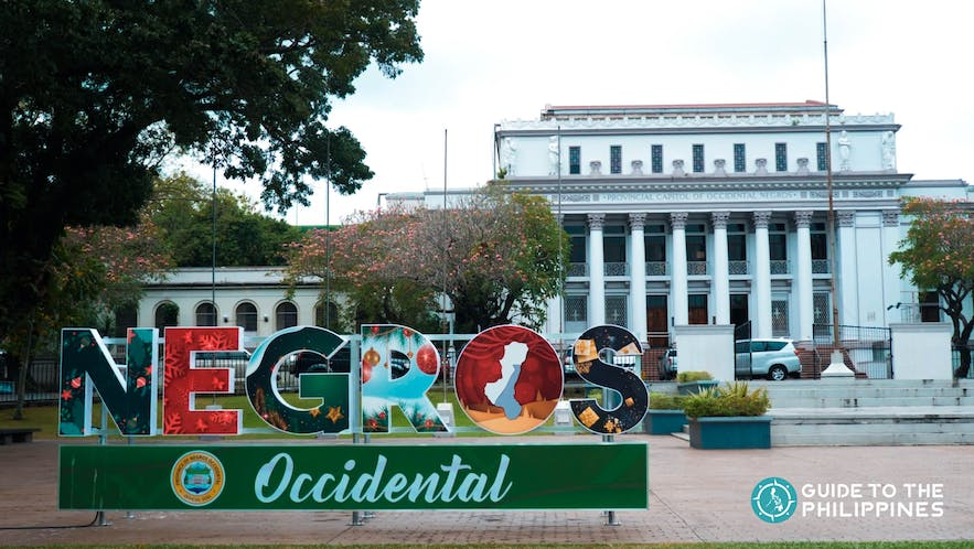 provincial capitol of negros occidental in bacolod city
