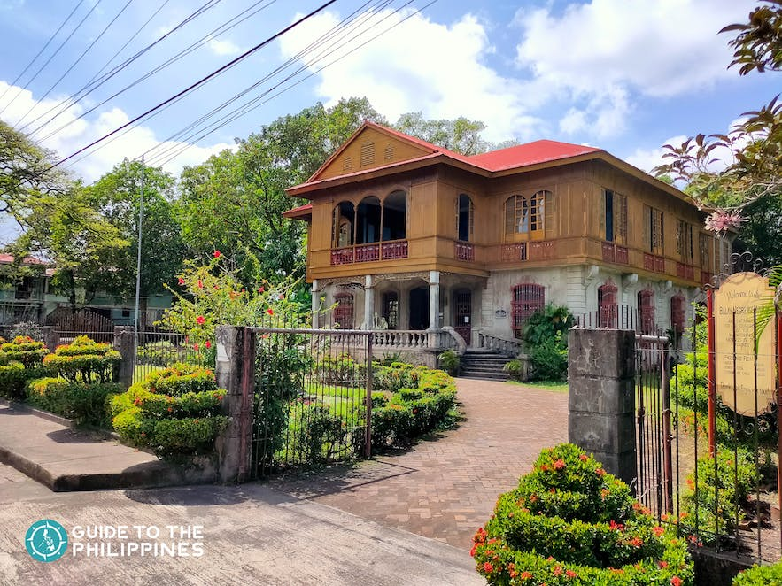 balay negrense museum in silay, near bacolod city