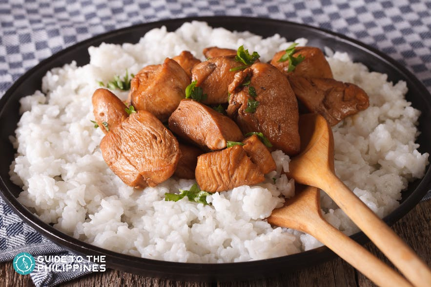 Filipino Pork Adobo