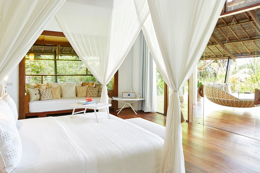 Deluxe Villa in Nay Palad Hideaway, Siargao, Philippines