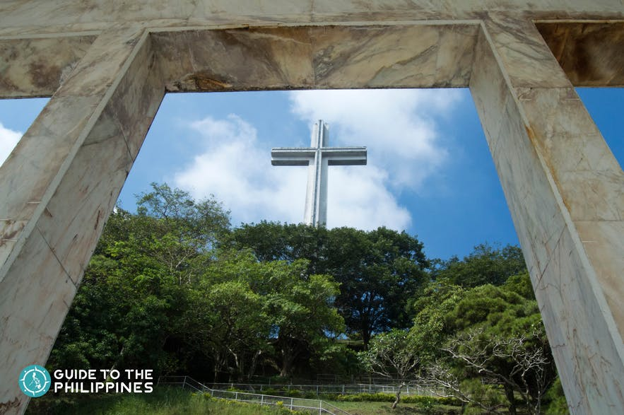 Mt. Samat Shrine of Valor in Bataan