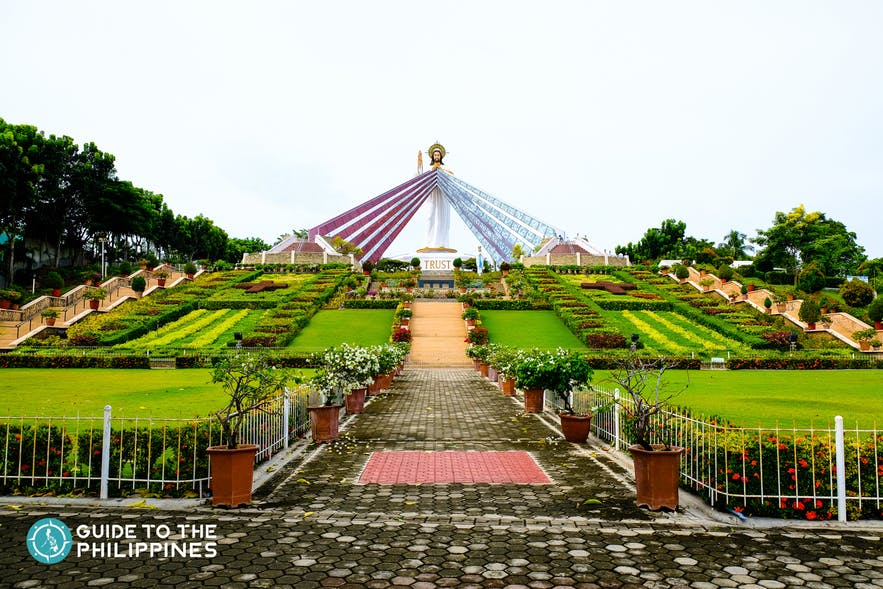 Divine Mercy Shrine in Cagayan de Oro