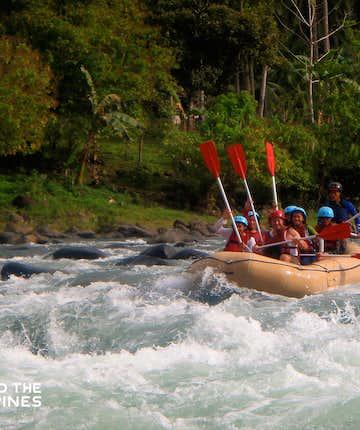 River Rafting in Cagayan de Oro River