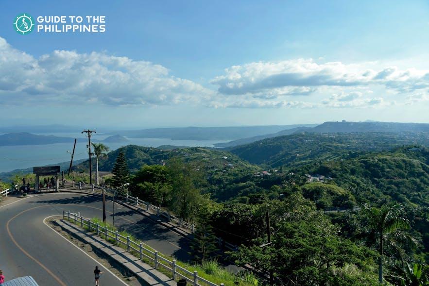 Summer season in Tagaytay
