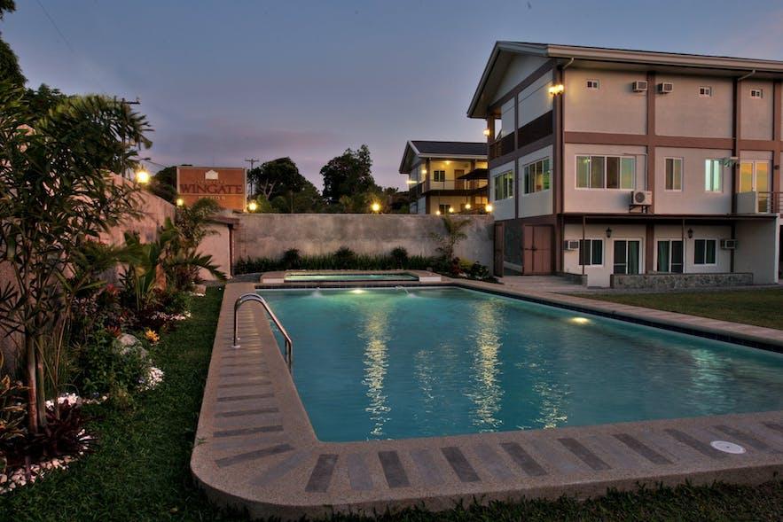 Tagaytay Wingate Manor, a local hotel in Tagaytay