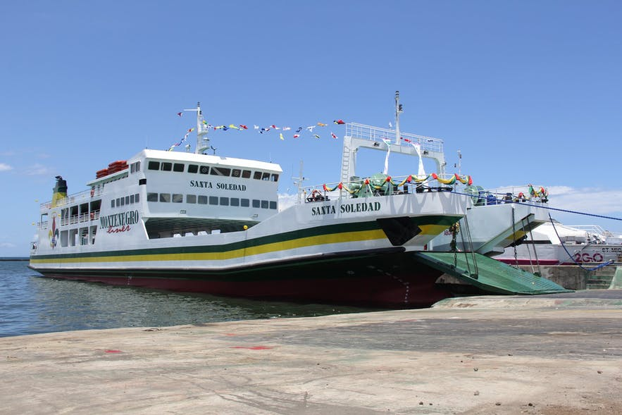 Montenegro Lines has daily trips to El Nido that leaves Coron at noon