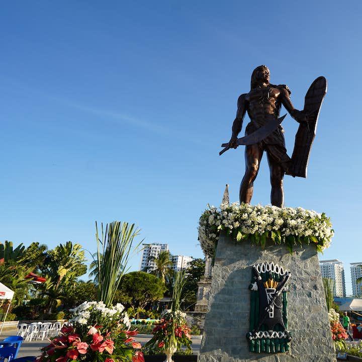 Magellan's Shrine in Cebu