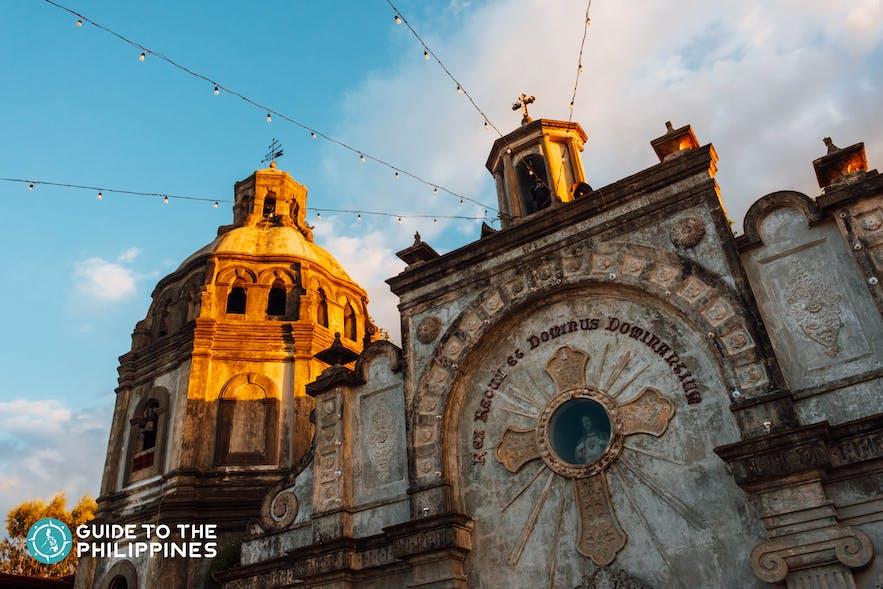 A Church in Pampanga