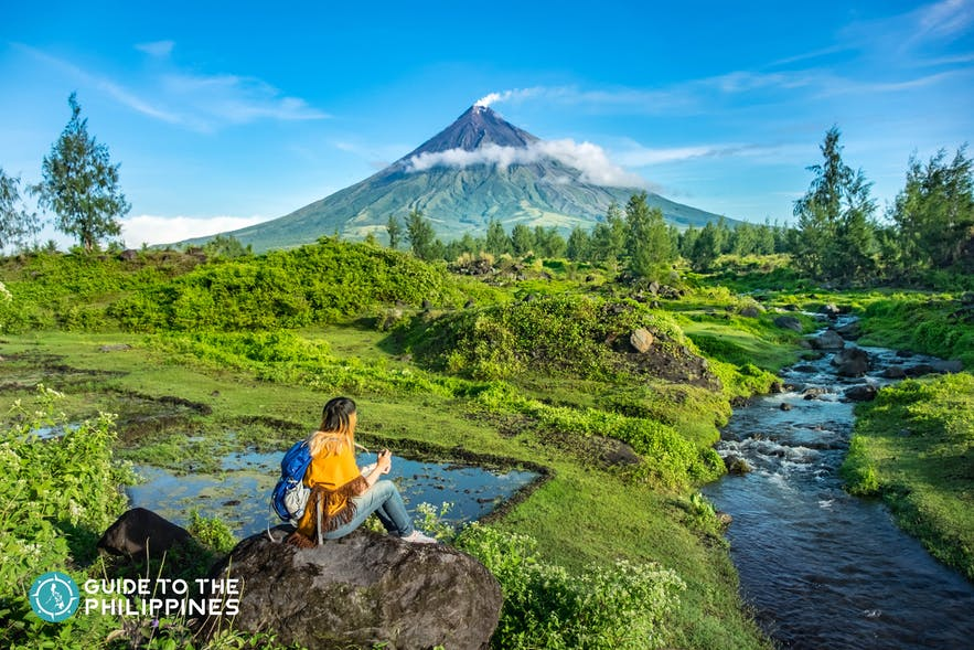 Best time to go to Legazpi, Albay is during the summer months of March to May