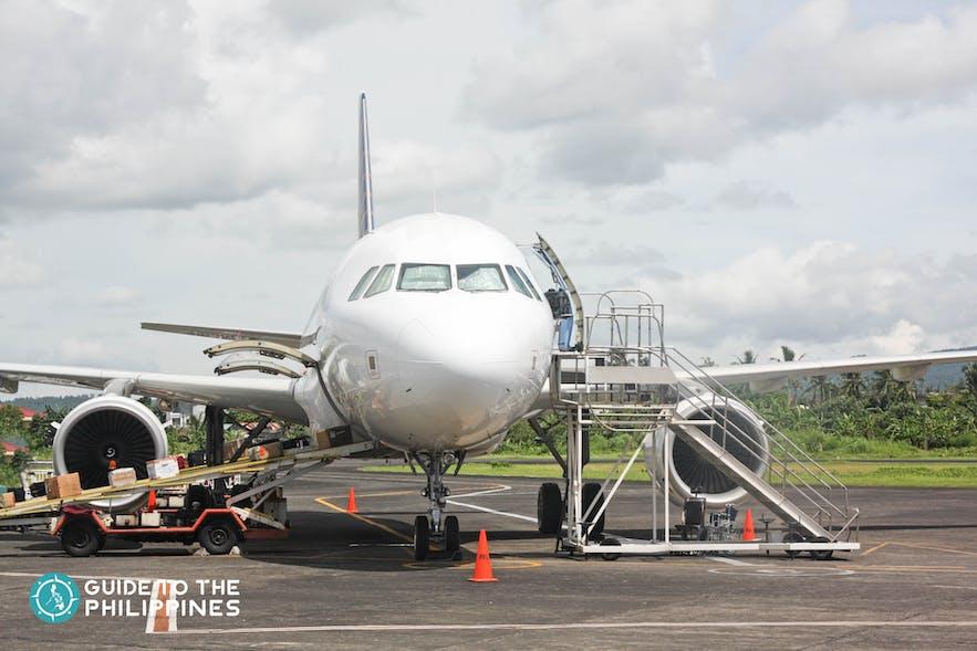 Legazpi is accessible via land or air transportation