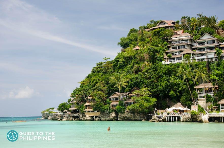Resorts in Boracay