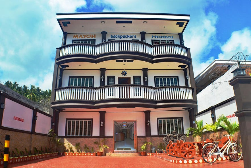 Mayon Backpackers Hostel in Old Albay
