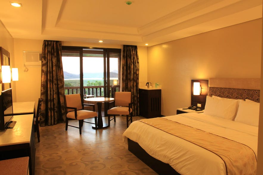 Premium Room with a view at Coron Westown Resort