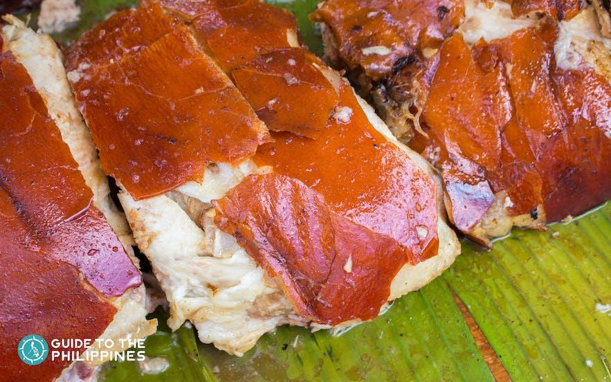 Crispy Lechon of Cebu