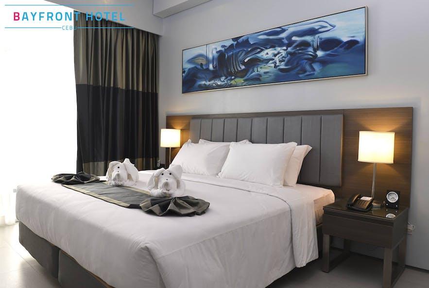 Room in Bayfront Hotel Cebu