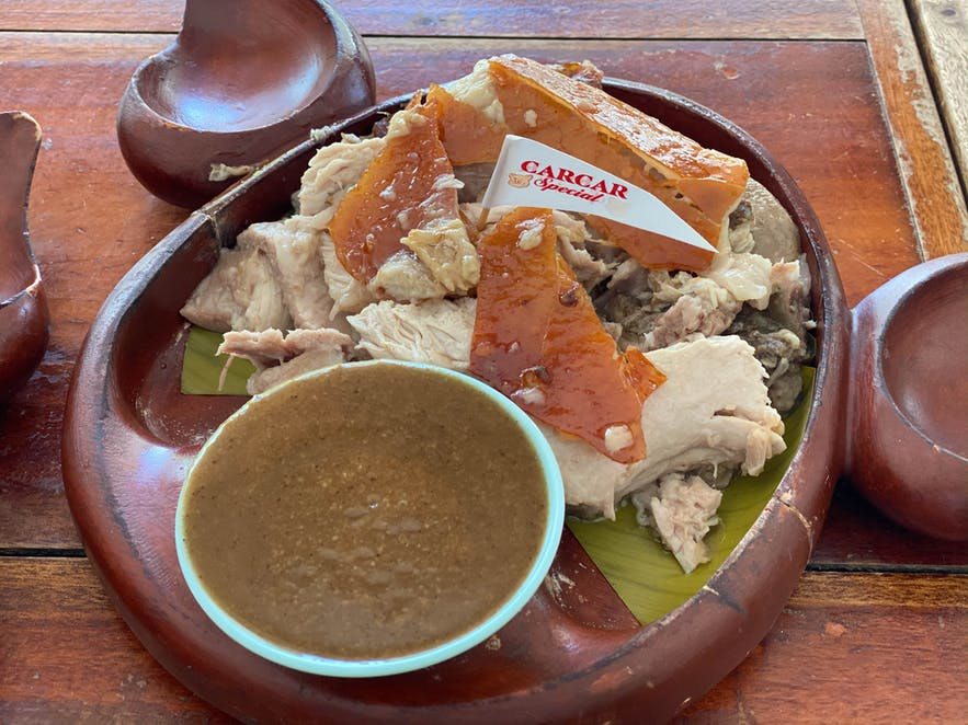 Lechon in Carcar Cebu