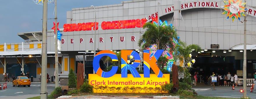 The Clark International Airport