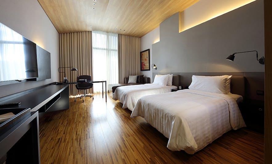 Superior Room in Midori Clark Hotel and Casino, Pampanga
