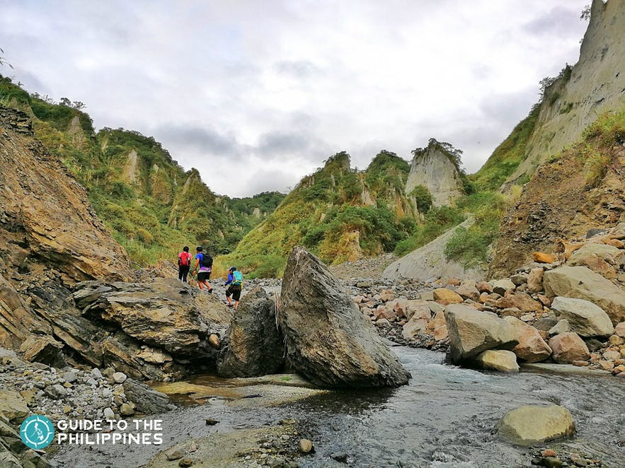 Hike to Mt. Pinatubo via Delta 5 in Porac, Pampanga