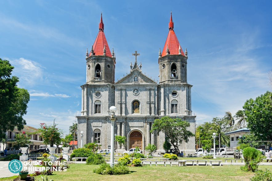 Molo Church in Iloilo City