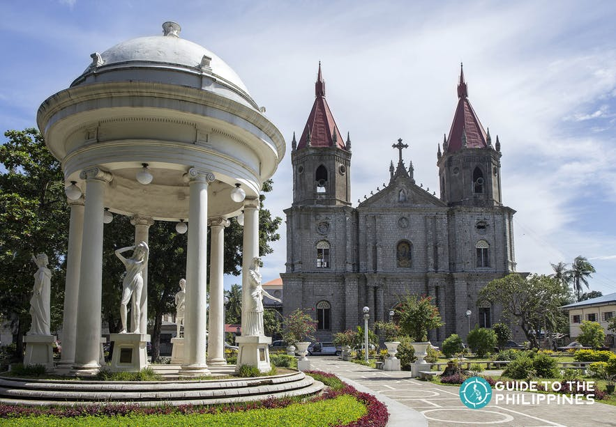 Molo Church, also called the female church in Iloilo City