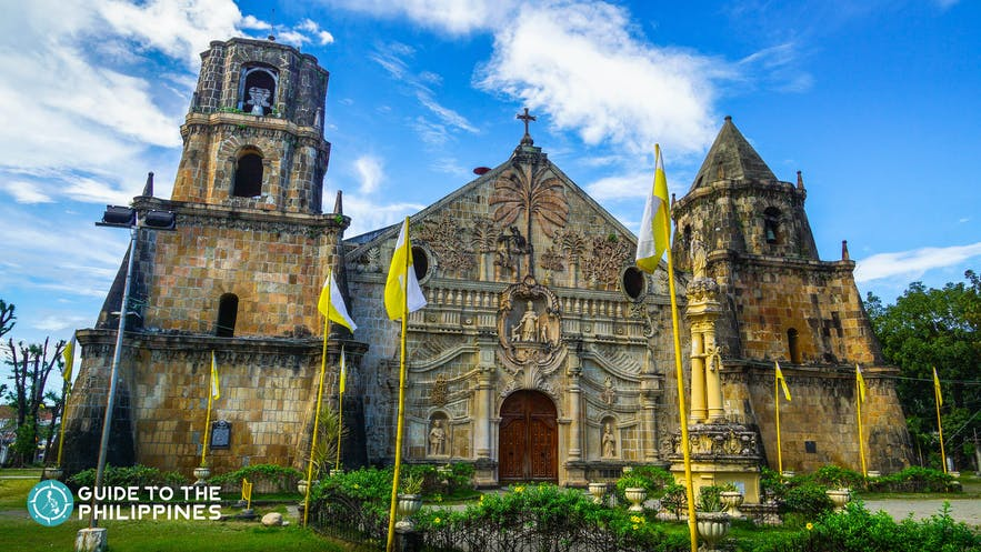 Miagao Church, one of the most visually appealing, age-old church in the province of Iloilo