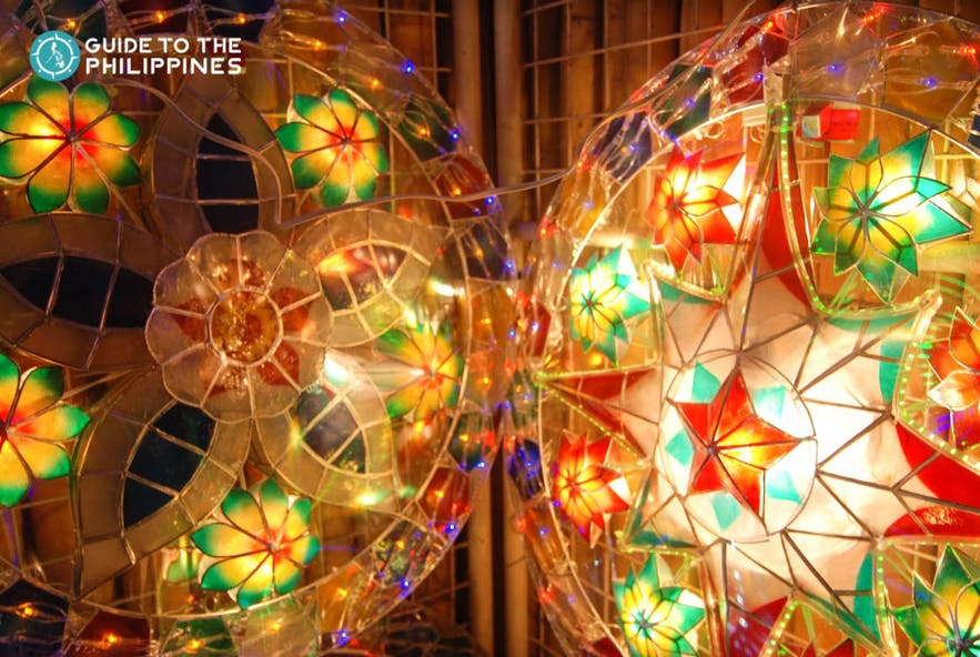 December is the best time to visit San Fernando, Pampanga for its famous Giant Lantern Festival