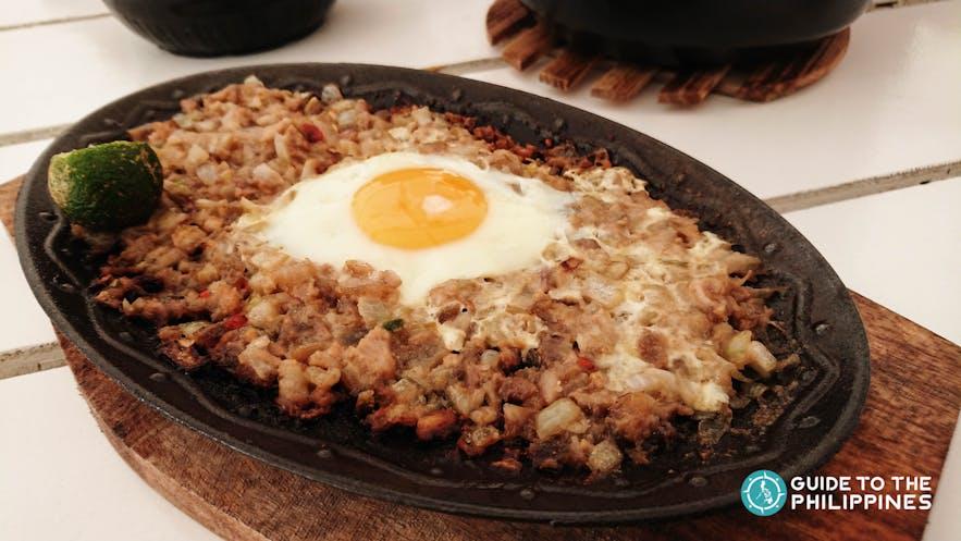 Pampanga's famous Pork Sisig