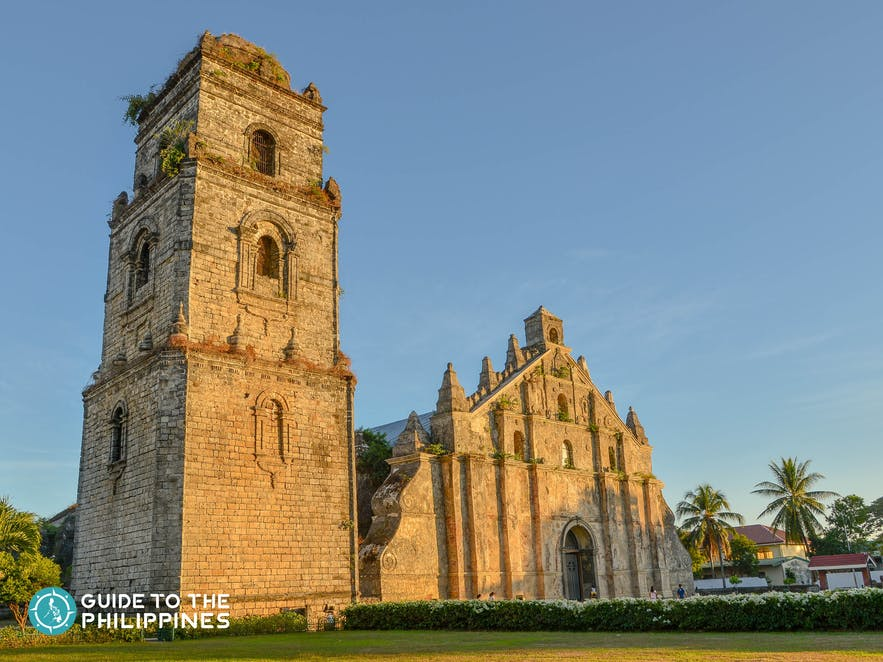 Paoay Church, a UNESCO World Heritage Site