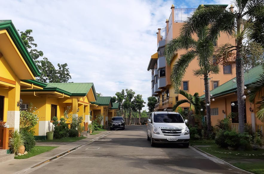 Farm Side Hotel in Laoag