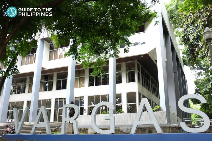 Vargas Museum in UP Diliman