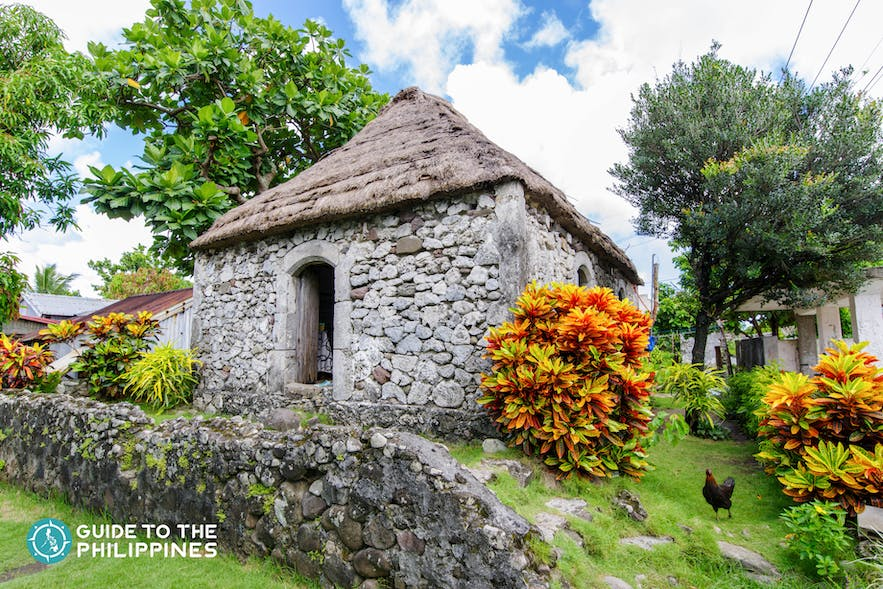 House of Dakay is one of the only five surviving stone houses in Batanes that still stand today