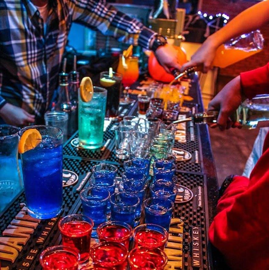 Taggo Bar in Tomas Morato, Quezon City
