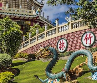 Cebu City Landmarks & Highlands Guided Tour with Transfers