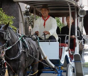 Intramuros and Rizal Park | Horse-Drawn Carriage Tour