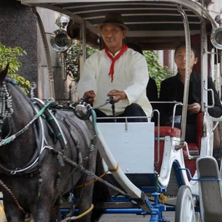 Calesa Ride Experience