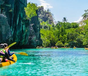 El Nido Tour A | Palawan Private Island Hopping Tour with Lagoons & Beaches