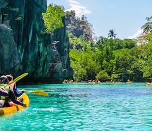 El Nido Tour A | Palawan Private Island Hopping Tour with Lagoons & Beaches