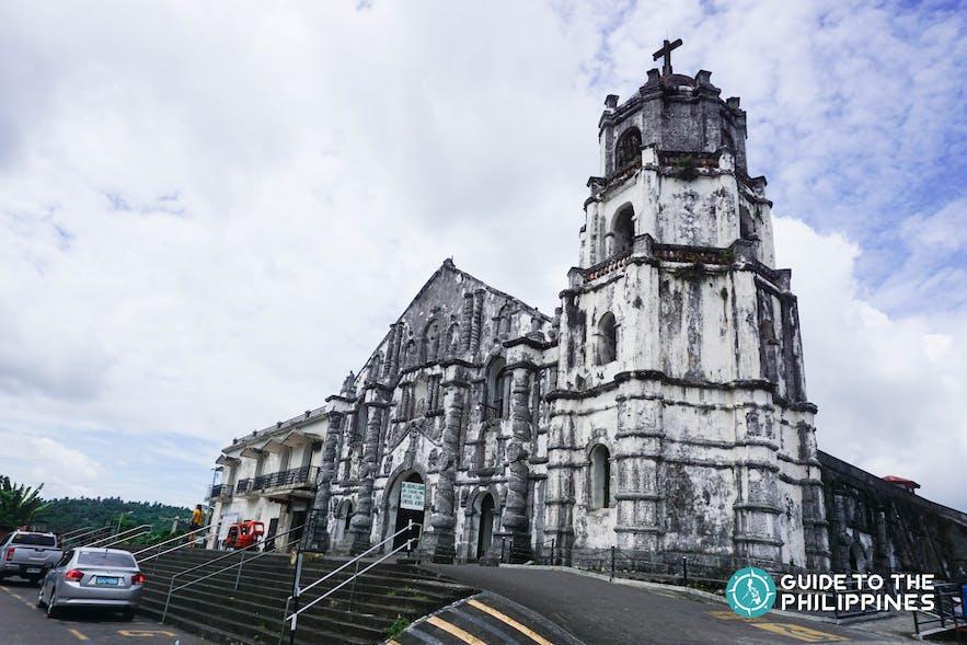 Daraga Church in Legazpi, Albay
