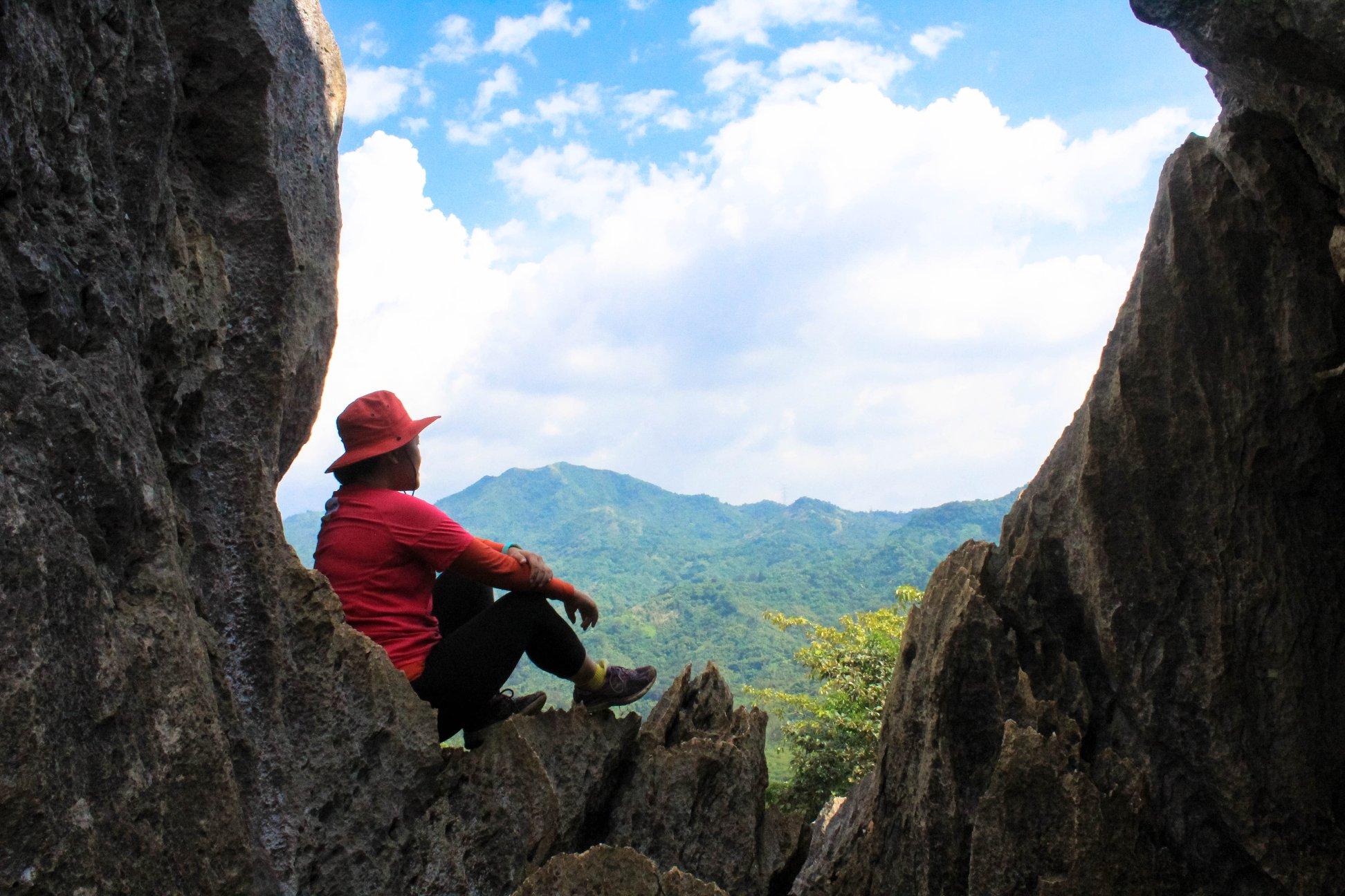 Hiking Experience in Rizal