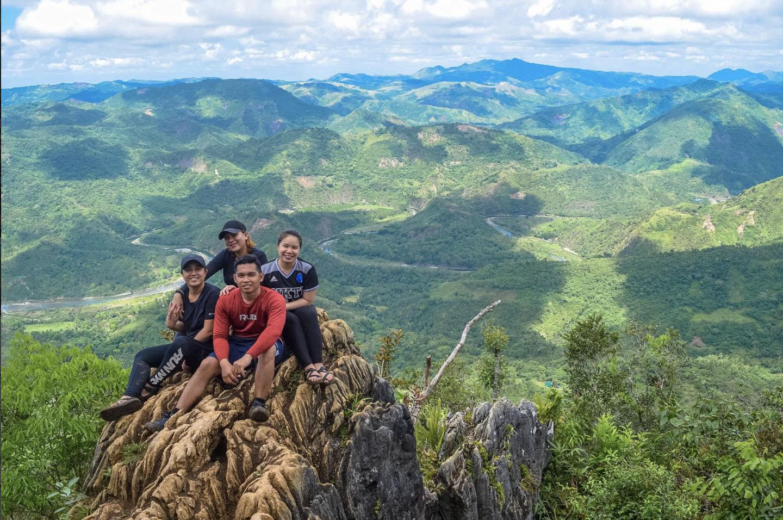 Mt. Daraitan in Rizal