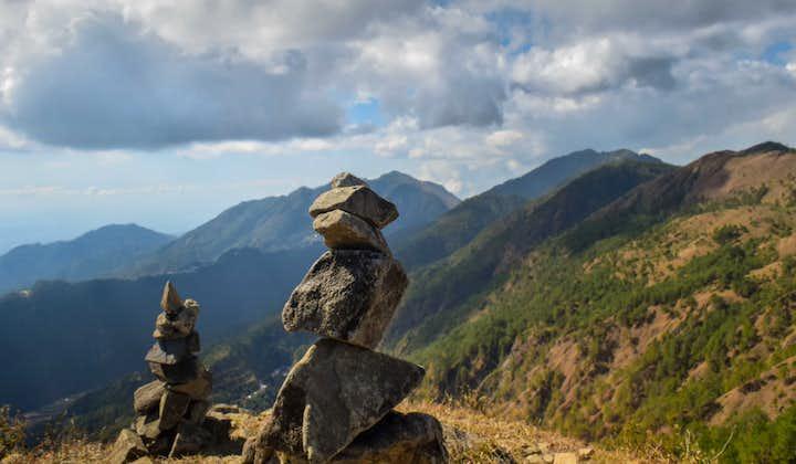Mt. Ulap in Benguet